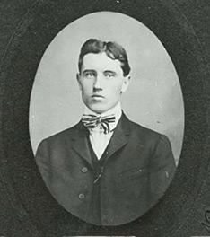 Clarke's Grandfather